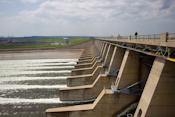Fort Randall Dam Images