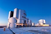 Paranal Telescope Observatory