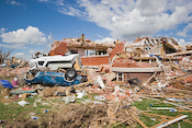 Tornado Damage Images