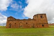 Jesuit Ruins Images